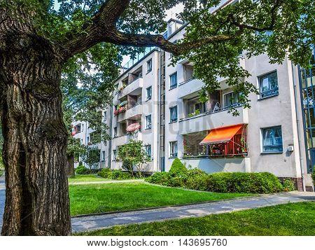 Siedlung Siemensstadt (hdr)
