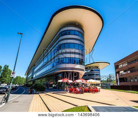 Campus Einaudi In Turin (hdr)