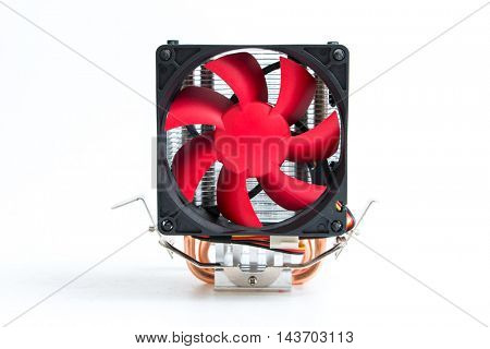 cooling fan of computer motherboard