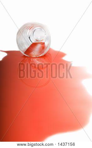 Red Spillage