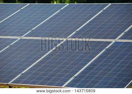 Blue solar panels, The idea of using solar energy