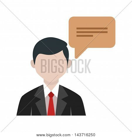 Customer, service, talking icon vector image. Can also be used for customer services. Suitable for web apps, mobile apps and print media.