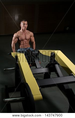 Trapezius Exercises On A Machine