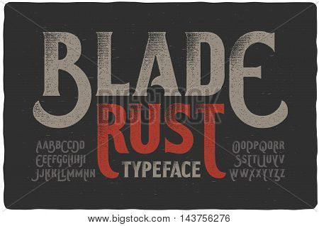 Blade Rust Typeface-01.eps