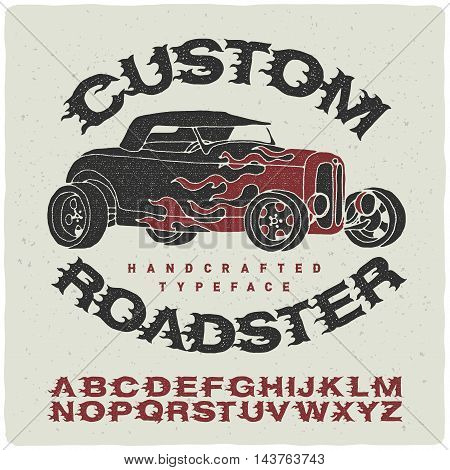 Custom Roadster 01