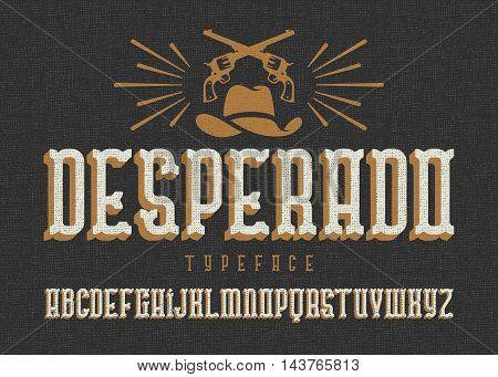 Desperado Typeface 02.eps