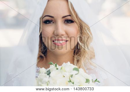 The Bride The Day Of His Marriage