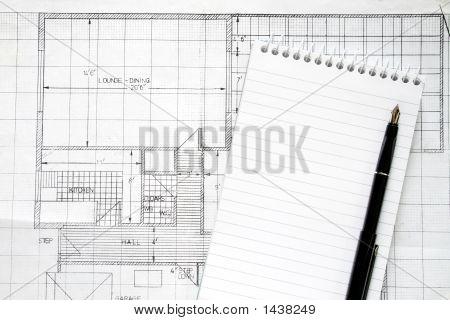 Making Building Plans.