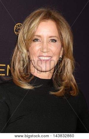 LOS ANGELES - AUG 22:  Felicity Huffman at the Television Academy's Performers Peer Group Celebration at the Montage Hotel on August 22, 2016 in Beverly Hills, CA
