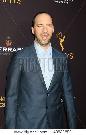 LOS ANGELES - AUG 22:  Tony Hale at the Television Academy's Performers Peer Group Celebration at the Montage Hotel on August 22, 2016 in Beverly Hills, CA