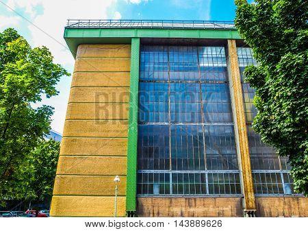 Aeg Turbinenfabrik (hdr)