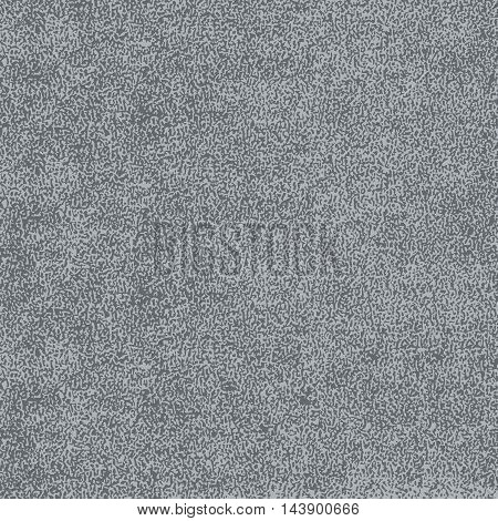 Gray texture with effect paint. Empty surface background with space for text or sign. Quickly easy repaint it in any color. Template in square format. Vector illustration swatch in 8 eps