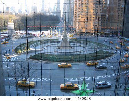 Columbus Circle, New York City