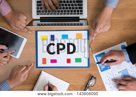 Cpd  Continuing Professional Development