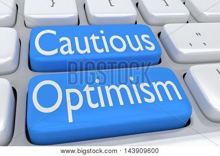 Cautious Optimism Concept
