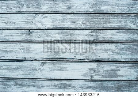 Old grungy vintage weathered background texture. Retro stained painted aged wooden surface.