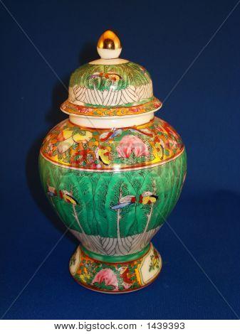 Green Vase 1