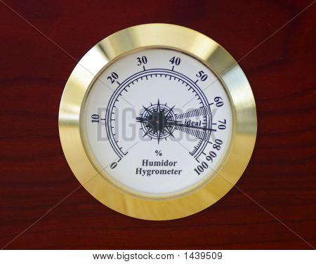 Humidor Hygrometer