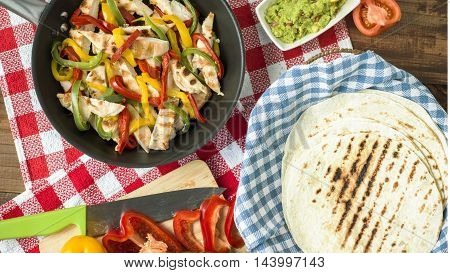 international cuisine mexican recipe flat bread with meat