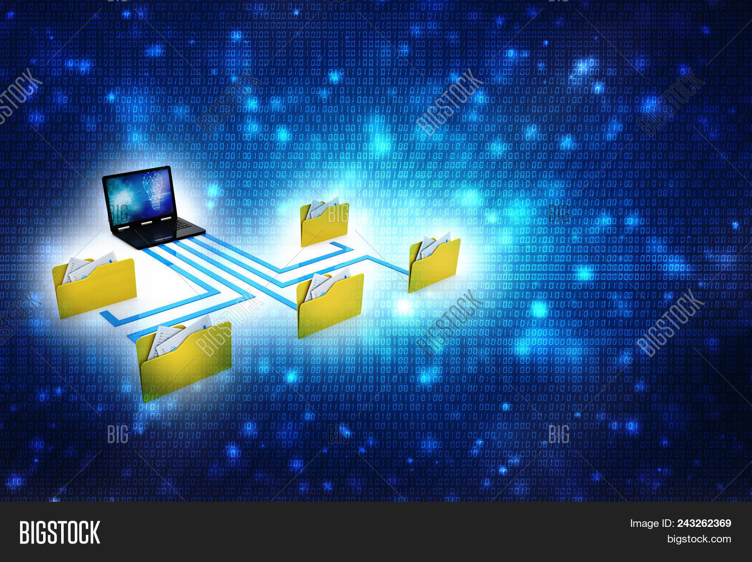 3d File Sharing Image & Photo (Free Trial) | Bigstock