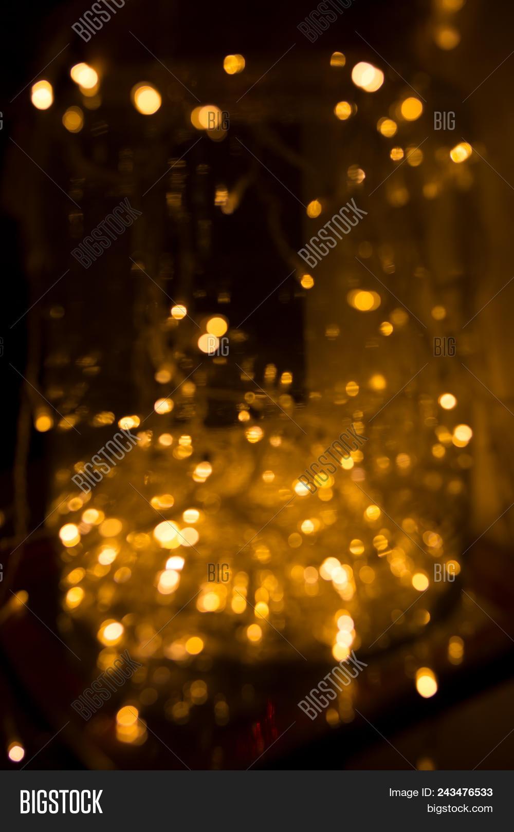 Golden Lights  Image & Photo (Free Trial)   Bigstock