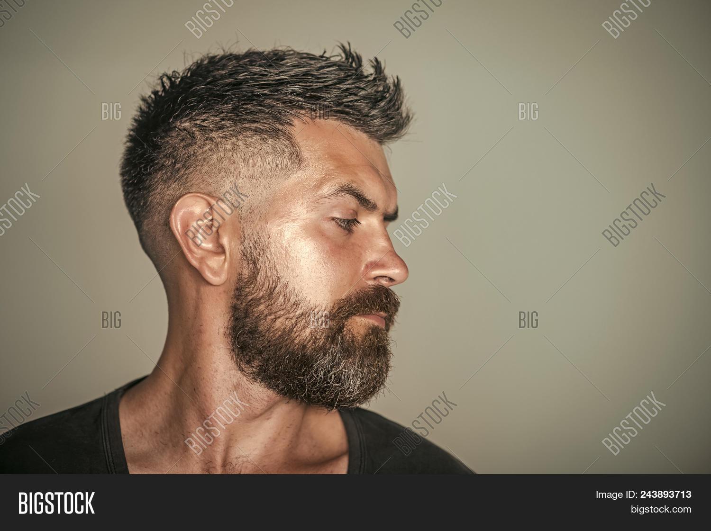 Barber Shop Hair Image Photo Free Trial Bigstock