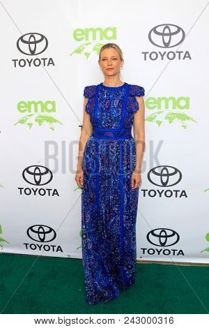 LOS ANGELES - MAY 22:  Amy Smart at the 28th Annual Environmental Media Awards at the Montage Beverly Hills on May 22, 2018 in Beverly Hills, CA