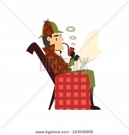 bd1751181 Sherlock Holmes Vector & Photo (Free Trial) | Bigstock