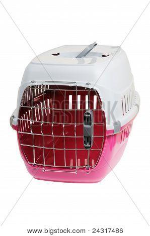Portable pet carrier
