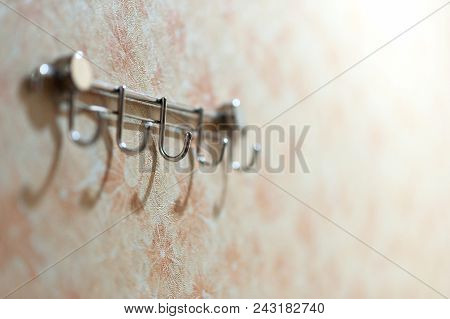 Cloth Hangers And Beautiful Backgrounds.cloth Hangers And Beautiful Backgrounds