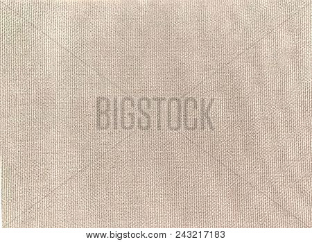 Light Coloured Fabric Texture. Cloth Background.close Up View Of Multicolor Fabric Texture And Backg