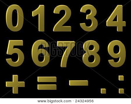 Metal Digits