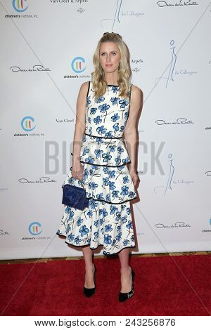 LOS ANGELES - APR 17:  Nicky Hilton Rothschild at the The Colleagues And Oscar de la Renta's Annual Spring Luncheon at Beverly Wilshire Hotel on April 17, 2018 in Beverly Hills, CA