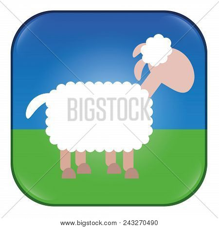 Sheep App. Application For Counting Sheep, As Snooze Button, For Bleating Or Any Similar Matter. Com