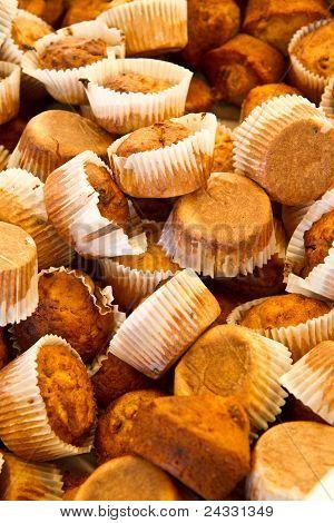 Rutabaga muffins