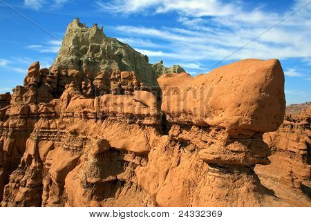 Goblin Valley Sculpture