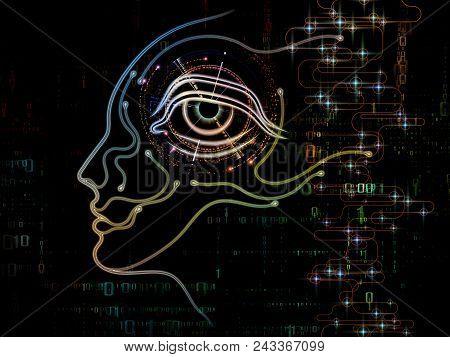 Stream Of Machine Consciousness