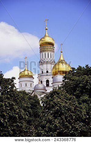 The Novospasskiy Monastery Is A Historically Stavropol-gial Monastery Of The Russian Orthodox Church