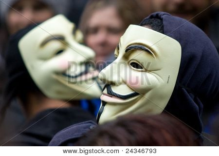 Occupy Toronto - St. James Park