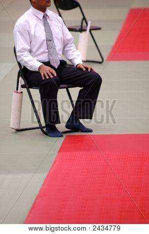 Karate Referee