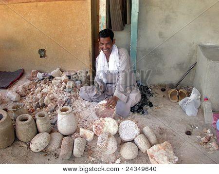 Alabaster Vases