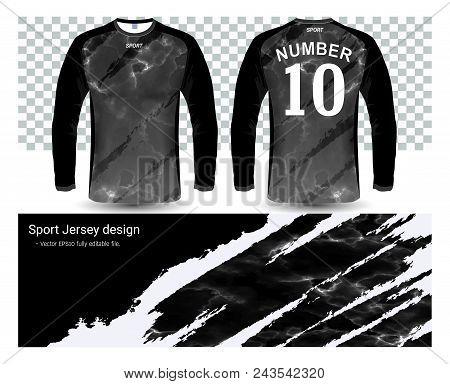 Long Sleeve Soccer Vector Photo Free Trial Bigstock