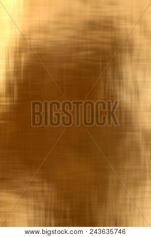 Golden Glossy Texture Pattern As Abstract Background.digitally Altered Image
