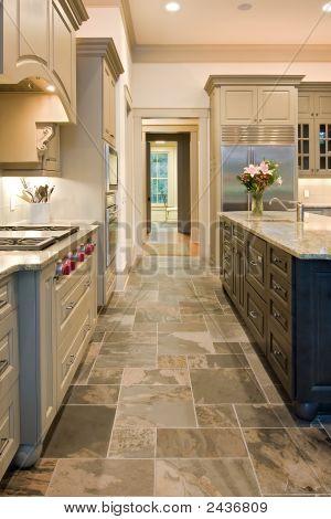 Opulent Kitchen
