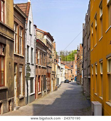 Bruges. Belgium.