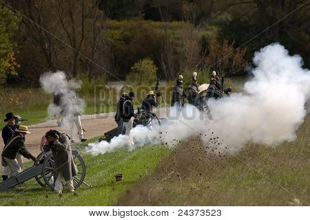 War of 1812 - Re-enactment
