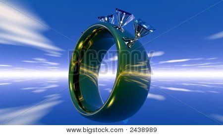 Diamond Ring In For Stocks