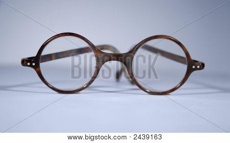 Antique Round Spectacles