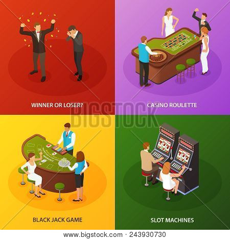 Fabulous Casino Slot Machines Vector Photo Free Trial Bigstock Machost Co Dining Chair Design Ideas Machostcouk