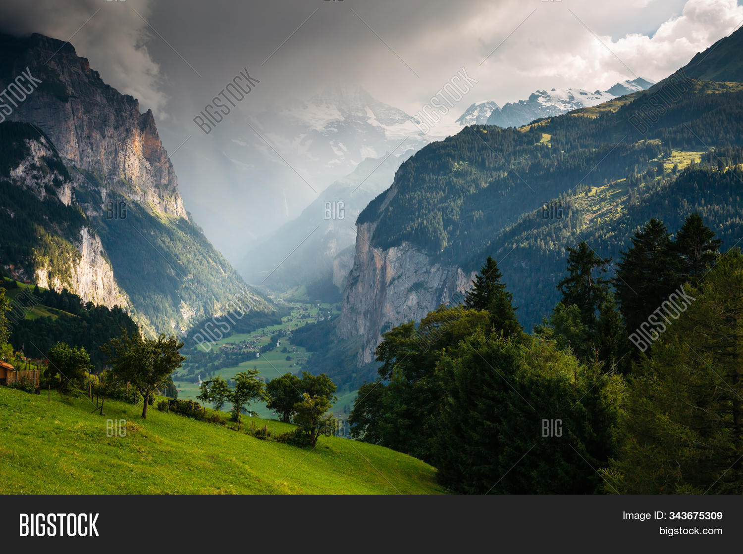 Panorama View Summer Image Photo Free Trial Bigstock Images, Photos, Reviews